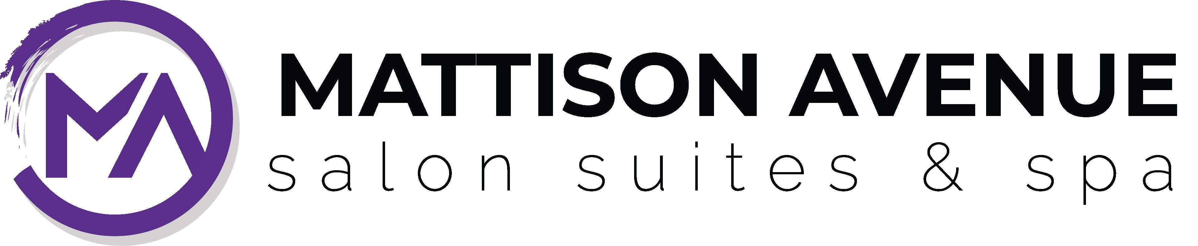 Mattison Avenue Salon Suites and Spa logo.